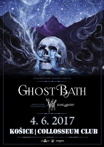 Ghost Bath, Heretoir - plagát