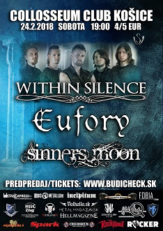 Within Silence+Eufory+Sinners Moon