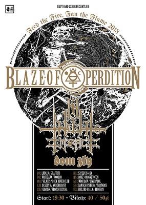Blaze Of Perdition v BB