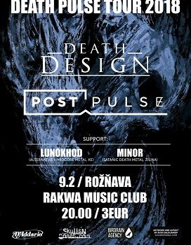 Death Pulse Tour 2018