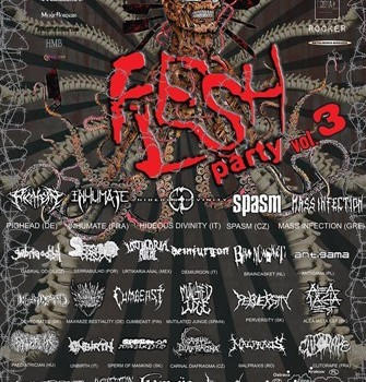 Flesh Party Open Air 2016