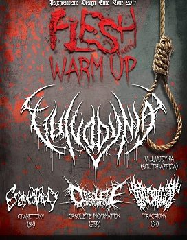 Flesh Warm-up Party