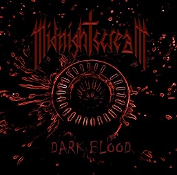 Midnight Scream - Dark Blood cover