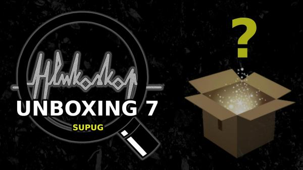 Unboxing 7