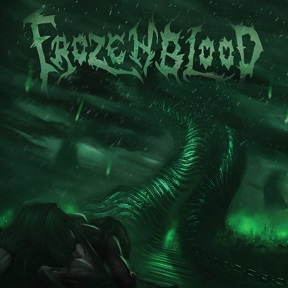 Frozen Blood - cover