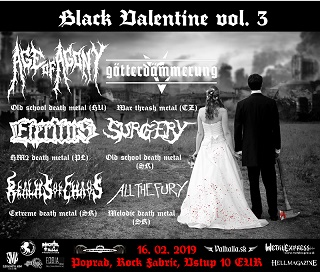 Black Valentine vol. 3