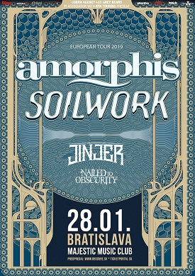 Poster - Amorphis