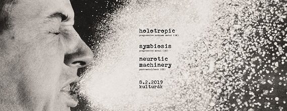 SYMBIOSIS, HOLOTROPIC, NEUROTIC MACHINERY