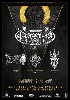 Eosforian Adversary Tour