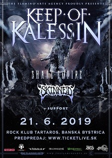 KEEP OF KALESSIN - plagát