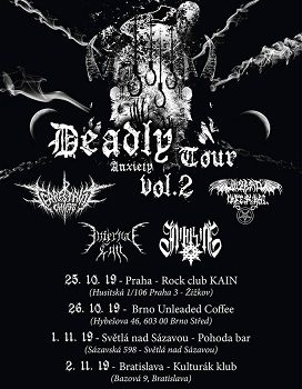 Deadly Anxiety Tour Vol. 2