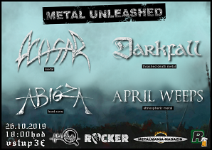 Metal Unleashed - plagát
