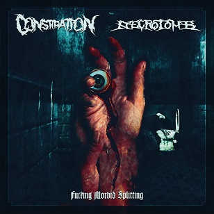 Necrotomb, Constipation split